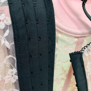 sophie b. Intimates & Sleepwear - Pretty in pink corset Sophie B medium
